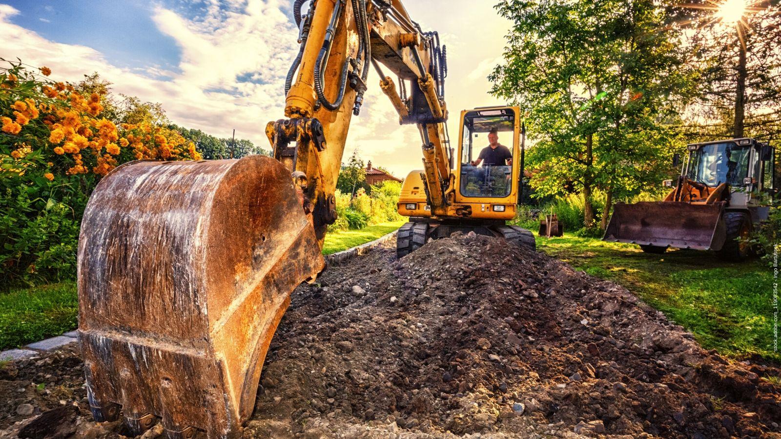 Grundbesitzer - Entdecken Sie wie Sie als Grundbesitzer mit Holzmann Erschließung Ihr unbenutztes Grundstück nutzen können.