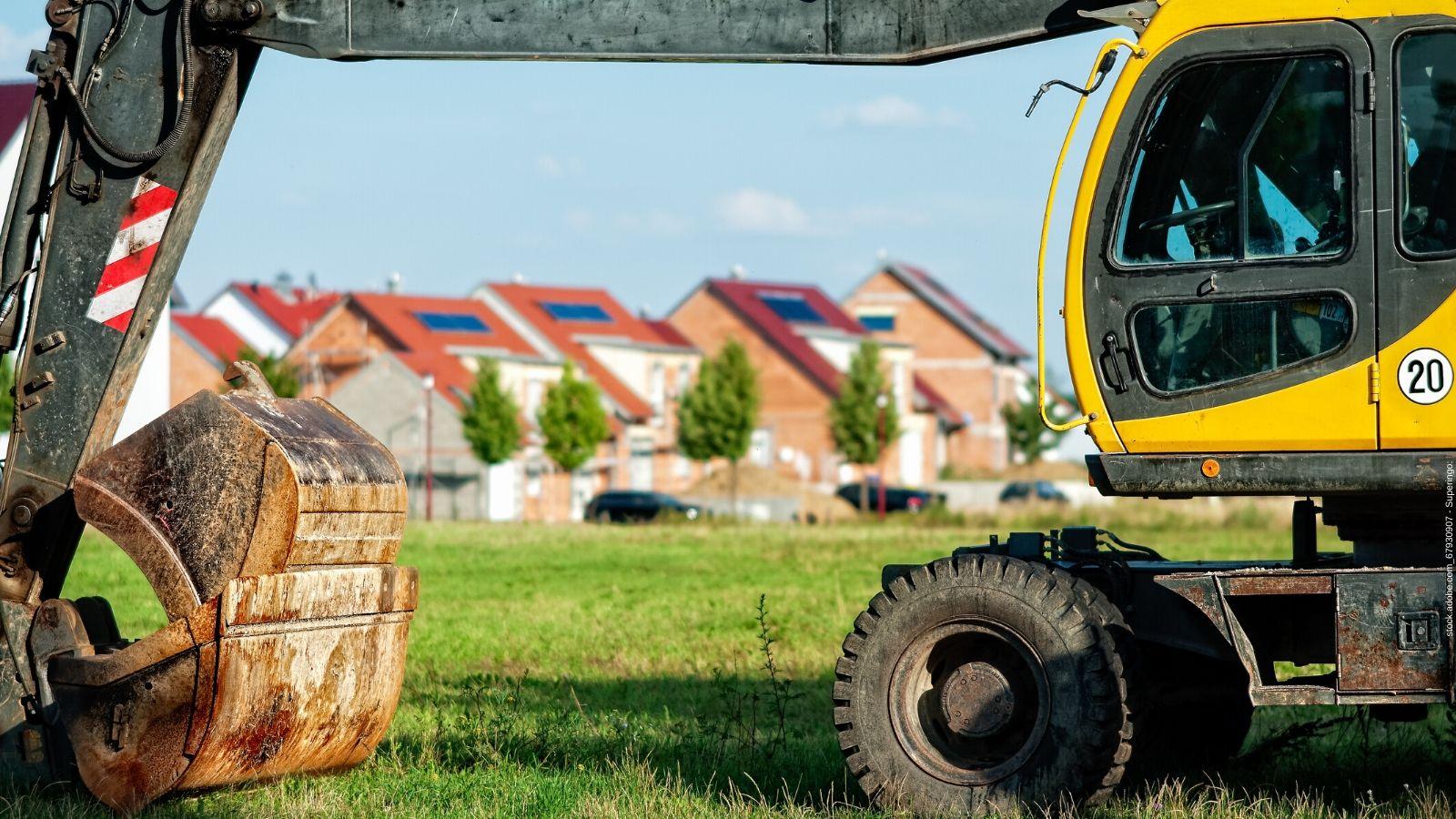 Kommune - Entdecken Sie wie Sie als Kommune mit Holzmann Erschließung vorhandene Grundstücke besser ausschreiben können.