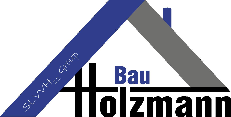 Home Holzmann Bau - Logo