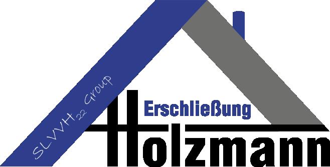 Home Holzmann Erschließung - Logo